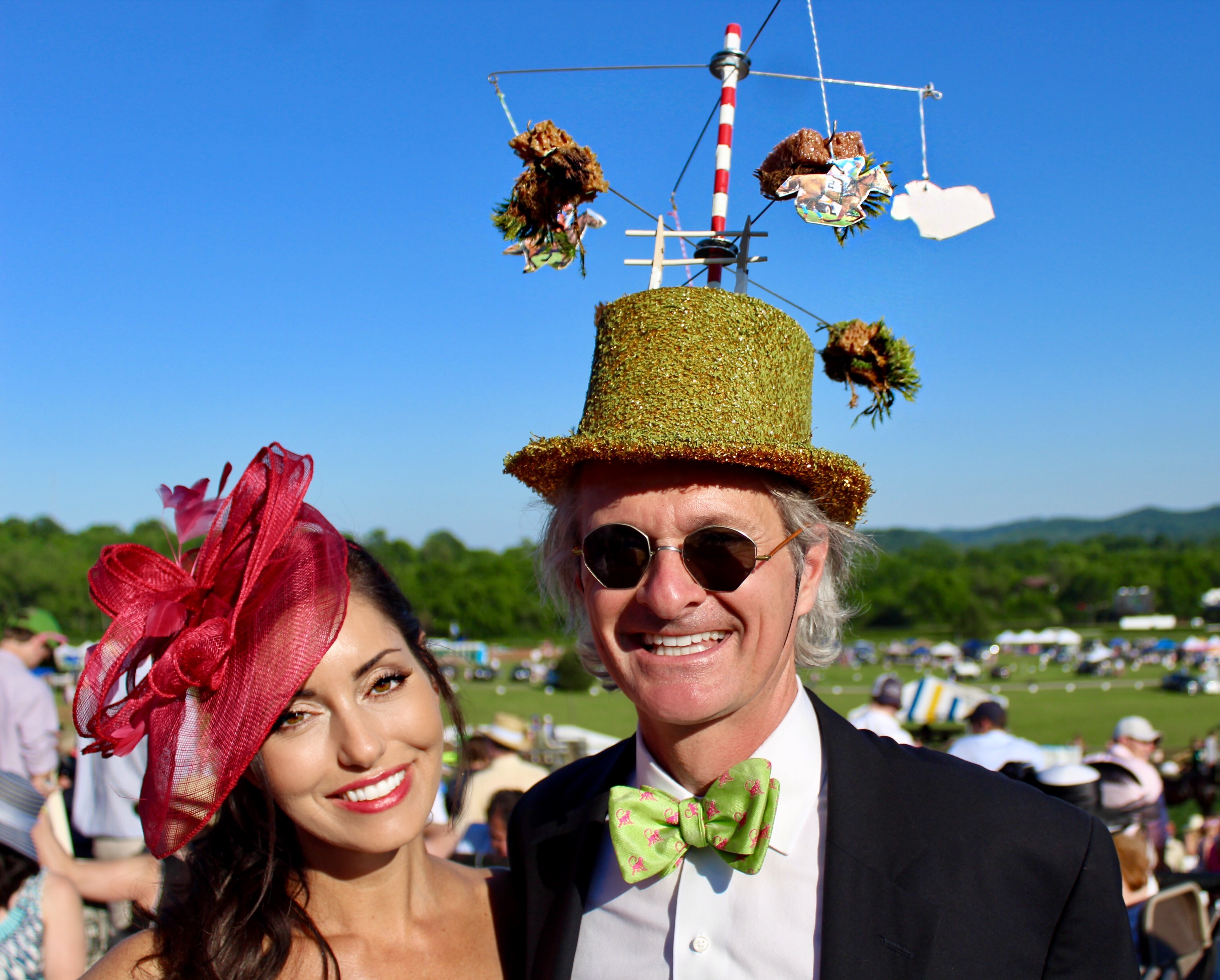 The 76th running of the iroquois steeplechase dahlicious for Steeplechase
