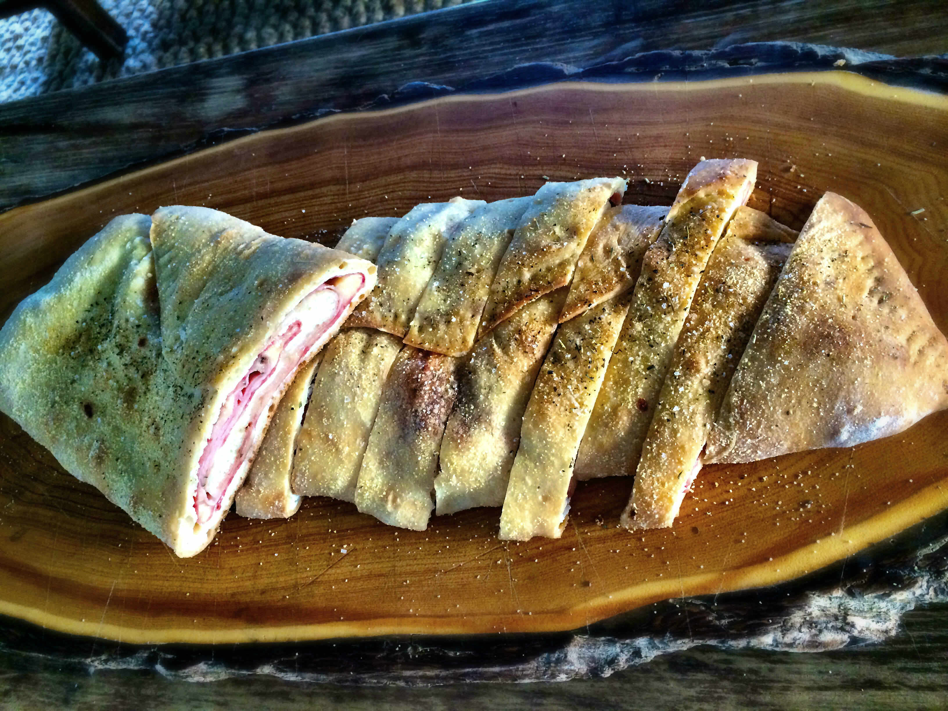 The Stromboli Bread