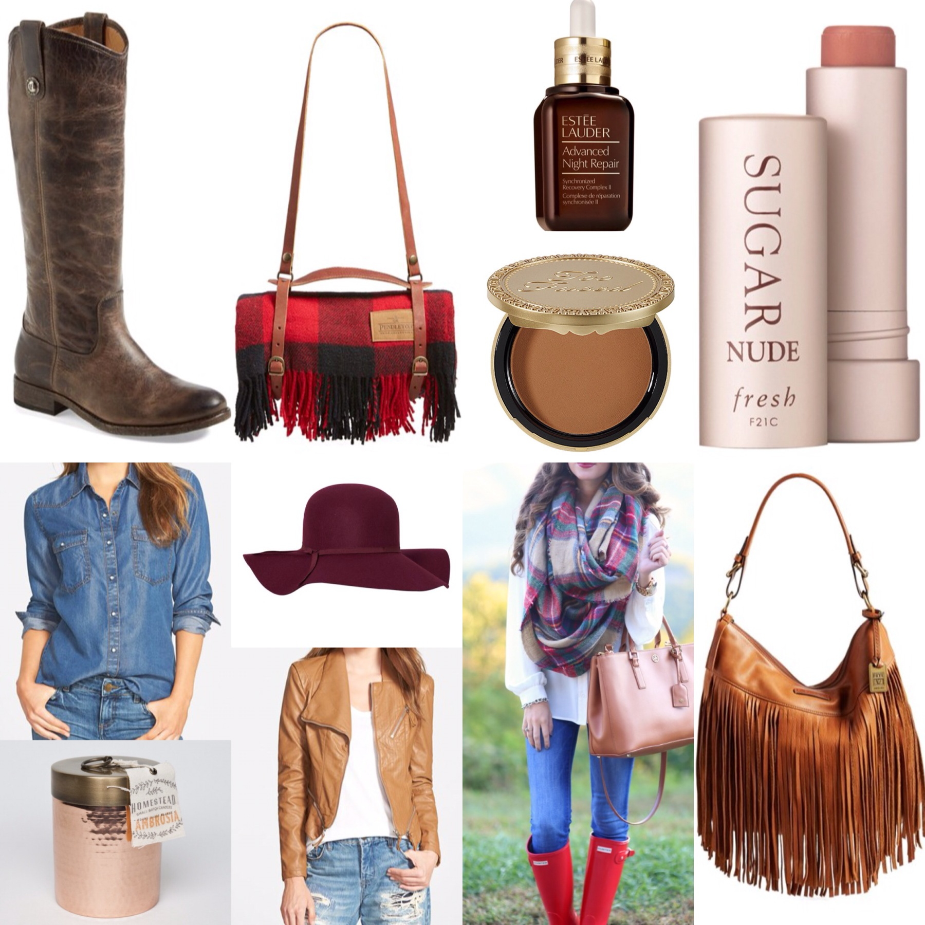 Top 12 Fall Must Haves